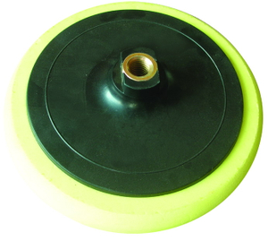 Foam polishing wheel