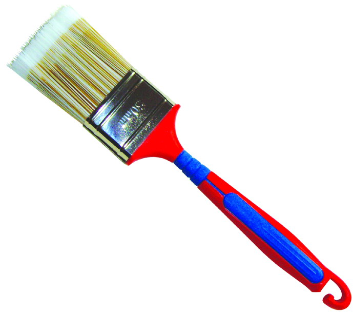 Paint Brush With Tpr Handle
